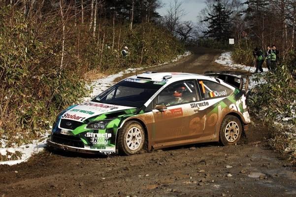 Stobart Ford vor Rallye Wales: Sieben zum Jubiläum