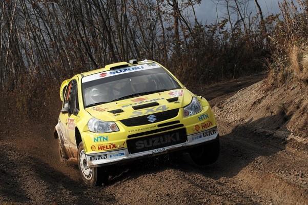 Suzuki vor Rallye Wales: Ein Jahr später