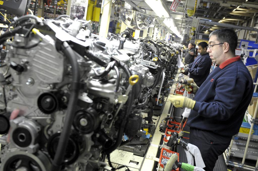 Toyota-Werk: Alle 77 Sekunden ein neuer Mittelklässler