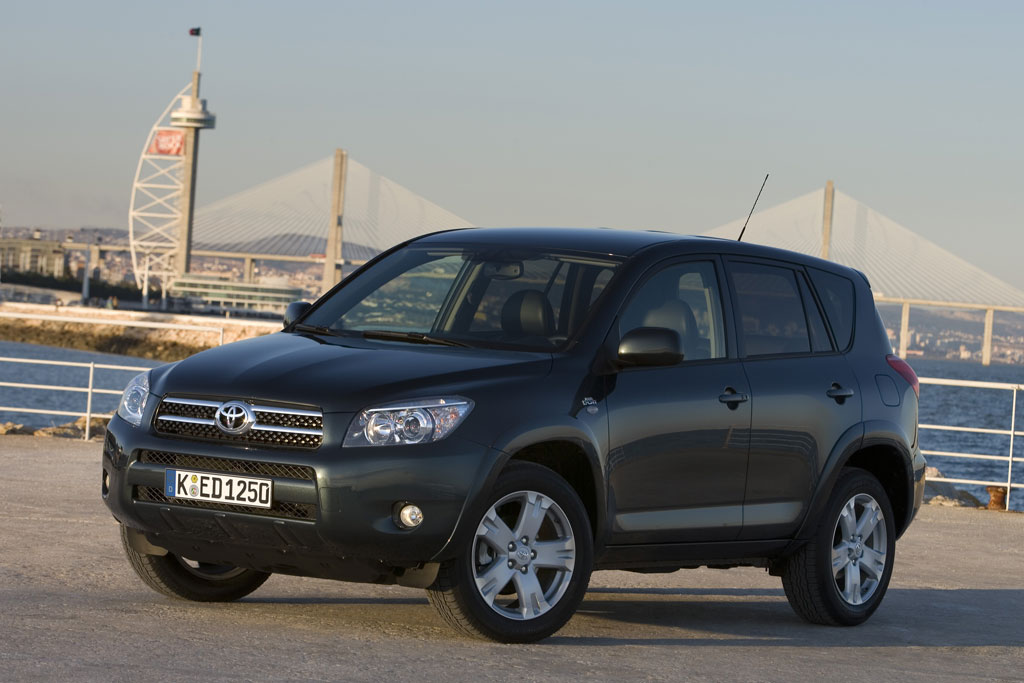 Toyota überarbeitet den RAV4