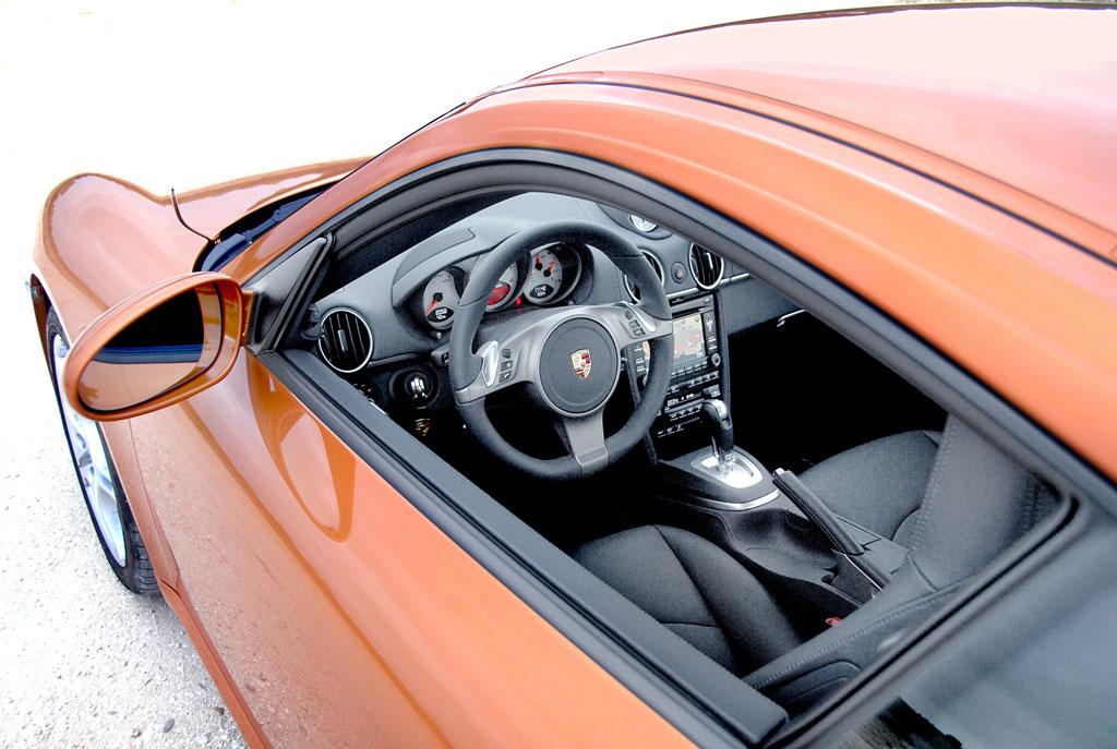Video: Porsche Cayman S