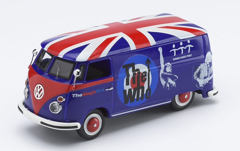 """Volkswagen """"Magic Bus"""" als Modell lieferbar"""