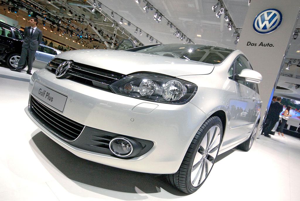Volkswagen auf der Bologna Motor Show