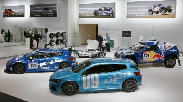 Volkswagen baut Motorsport-Engagement aus