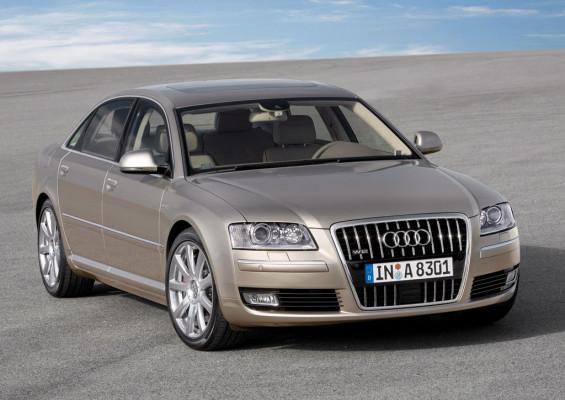Vorstellung Audi A8 2.8 FSI e: Weniger ist mehr