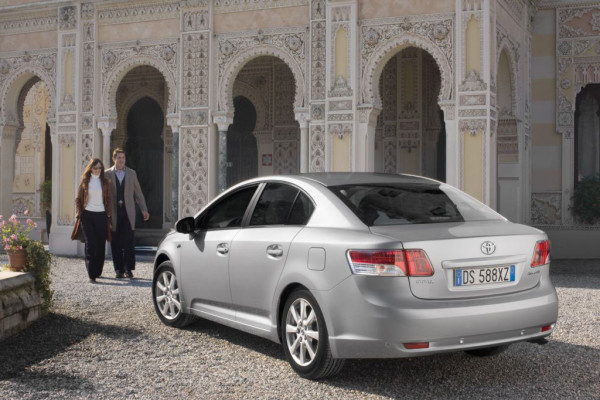 Vorstellung Toyota Avensis: Auf der Höhe der Zeit