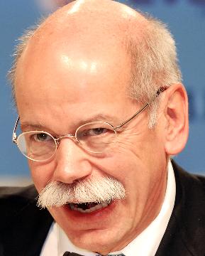 Zetsche: Beim Elektro-Auto legt Daimler die Pace vor
