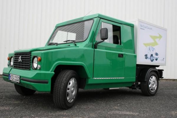 600 Ecocraft-Elektrotransporter sollen dieses Jahr verkauft werden