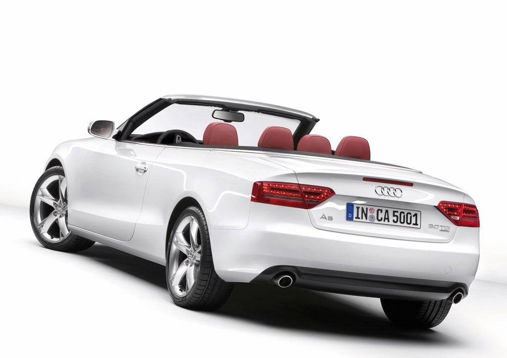 Audi zeigt A5/S5 Cabriolet