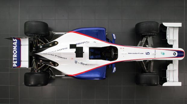 BMW Sauber enthüllt F1.09: Hohe Ziele