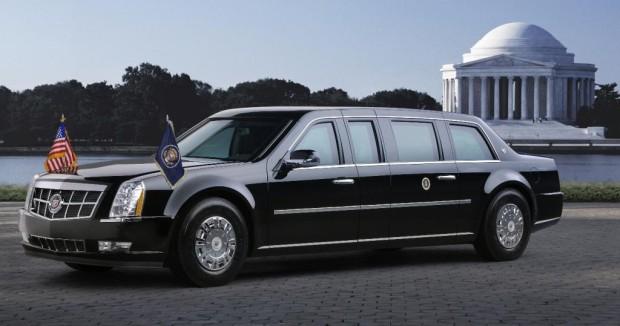 Barack Obama erhält neu entwickelten Cadillac Presidential