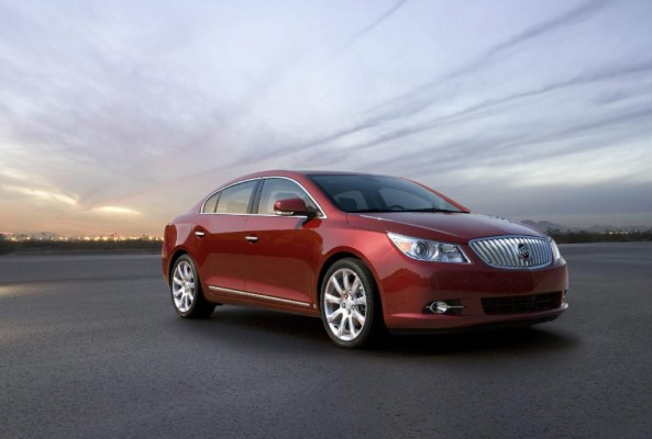 Buick: Verjüngungskur in Detroit