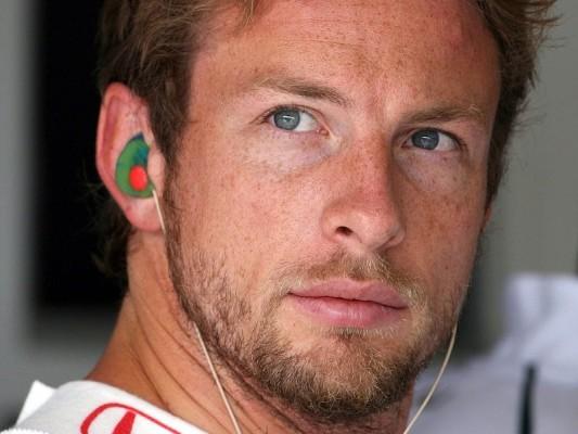 Button noch ohne Cockpit: