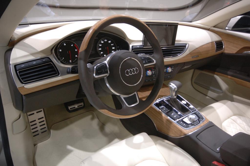 Detroit 2009: Audi stellt Sportback Concept vor