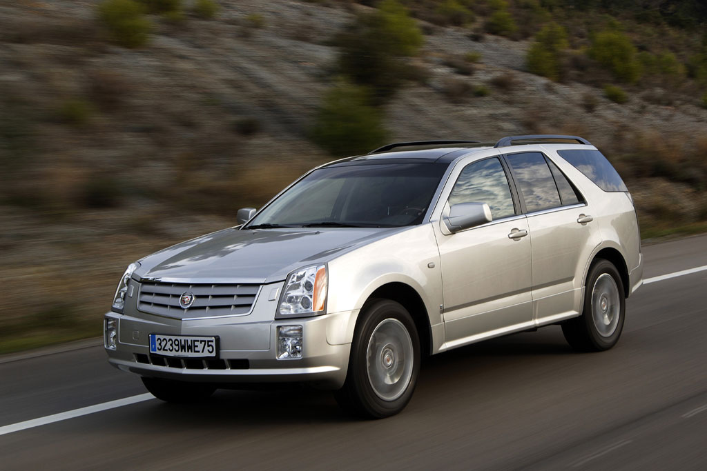 Detroit 2009: Cadillac SRX wird kleiner