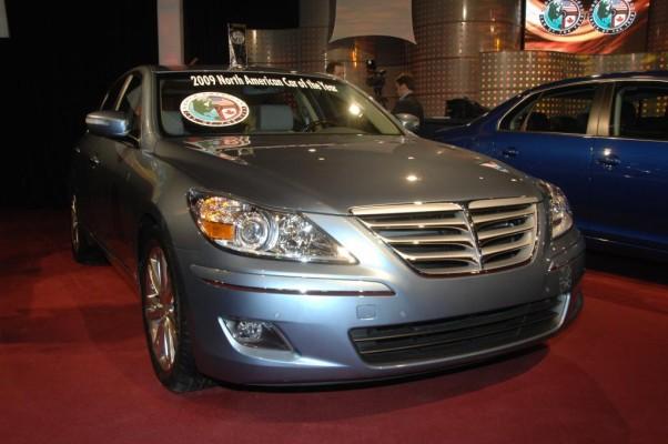 Detroit 2009 ''Car of the Year'': Wandel braucht Zeit