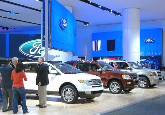 Detroit 2009: Eco-Boost-Technologie von Ford geht in Serie