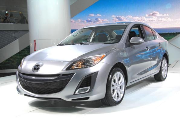 Detroit 2009: Mazda zeigt den neuen 3 mit Fließheck
