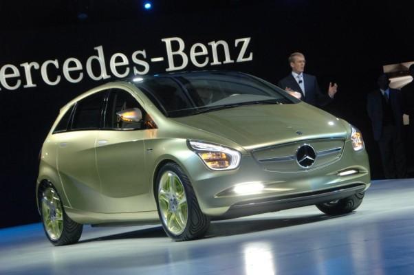 Detroit 2009: Mercedes-Benz zeigt modulares Antriebskonzept für E-Fahrzeuge