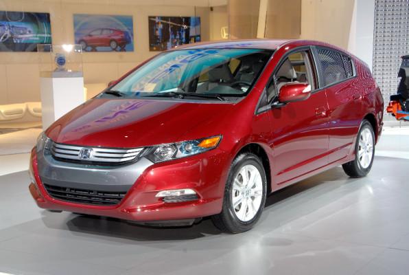 Detroit 2009: Weltpremiere des Honda Insight