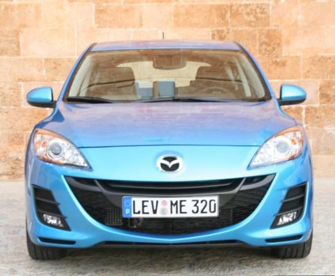 Erste Eindrücke vom Mazda 3: Auf Angriff gebürstet