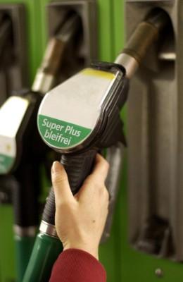 Esso schränkt Verkauf von Normalbenzin ein