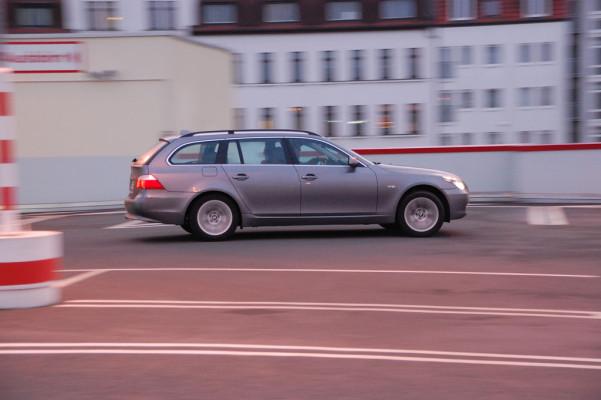 Fahrbericht BMW Tourer 523i: Sportlicher Alleskönner