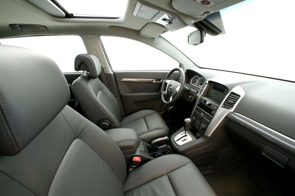 Fahrbericht Chevrolet Captiva LT LPG: Günstiges Reisegefährt