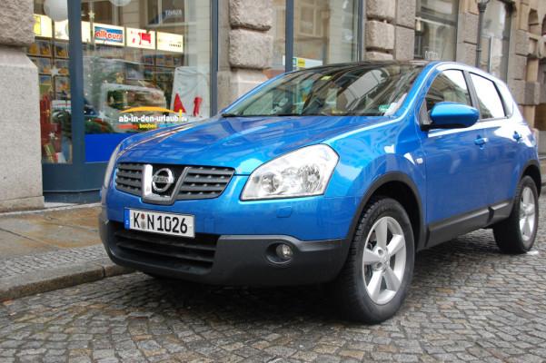 Fahrbericht Nissan Qashqai: Kompaktes SUV-Feeling im Crossover
