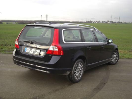Fahrbericht Volvo V70: Nordisch-Kraftvoll und zeitlos-elegant