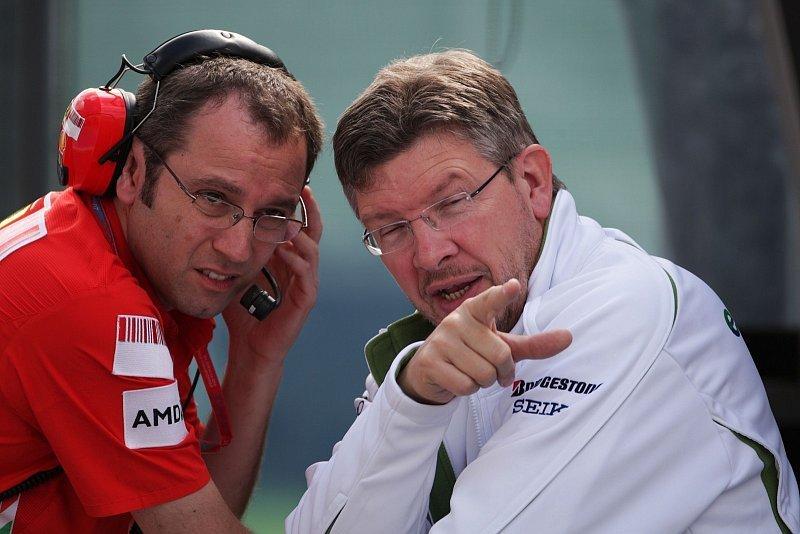 Ferrari-Power für Honda?: Brawn führt Gespräche mit Ferrari