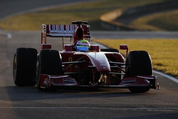 Ferrari testet nicht mit der Konkurrenz: Von Portimao nach Mugello