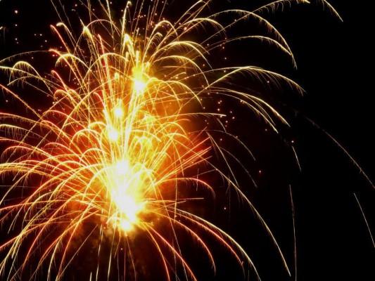 Feuerwerk verdoppelt Feinstaub