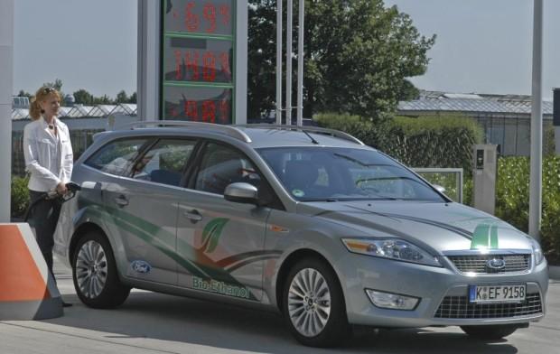 Ford verkaufte die meisten Bio-Ethanol-Fahrzeuge