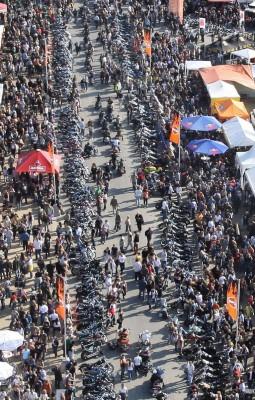Hamburg Harley Days finden eine Woche später statt