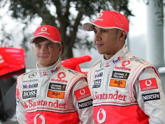 Heikki Kovalainen: Die Messlatte liegt hoch