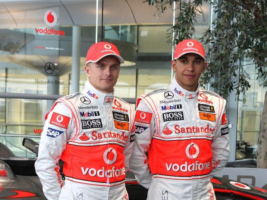 Lewis Hamilton: Bestens gerüstet