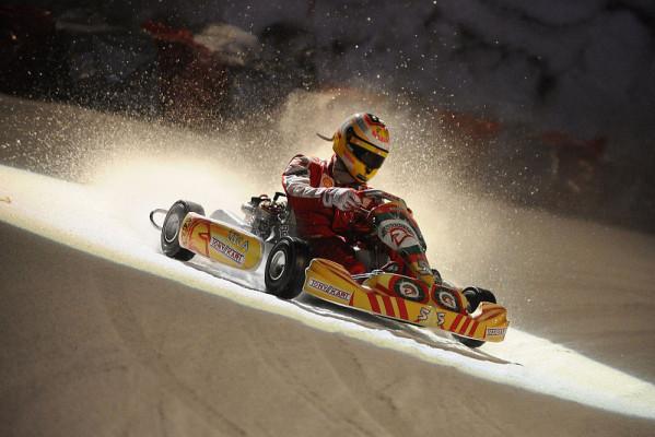 Montezemolo sieht kein Fahrerproblem: Duell auf dem Eis