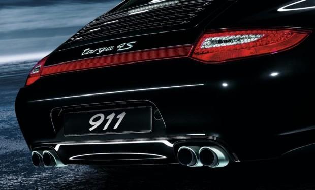 Neue Sportabgasanlage für Porsche 911 Carrera und Targa 4