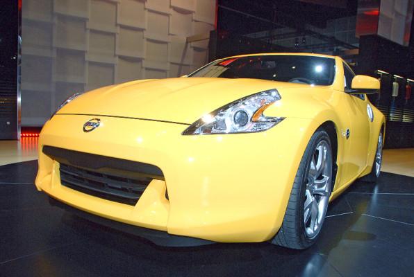Nissan startet Vorverkauf für den 370 Z