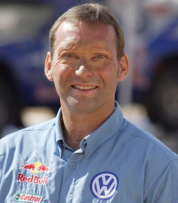Nissen blickt zuversichtlich auf die Rallye Dakar
