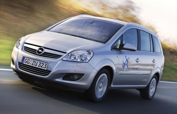 Opel Zafira mit Erdgas-Turbomotor kostet ab 25 430 Euro