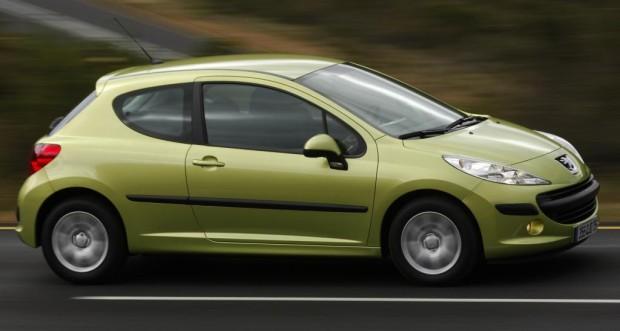 Peugeot 207 ist dreimillionstes PSA-Fahrzeug mit Partikelfilkter