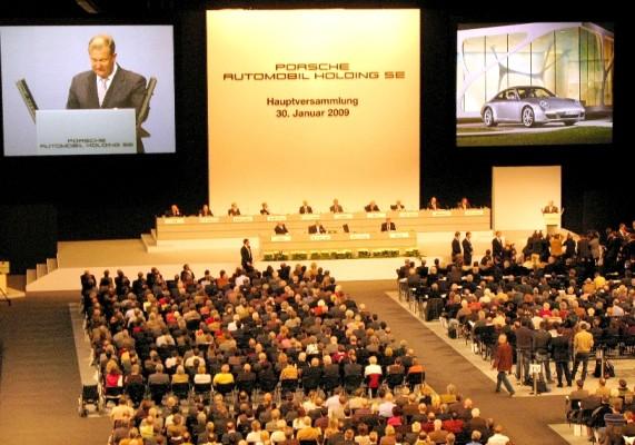 Porsche-Absatz ging um 27,3 Prozent zurück