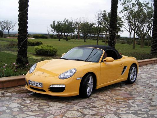 Porsche Boxster: Rückkehr ins Schwabenland