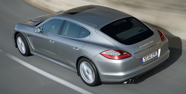 Porsche Panamera wird seine Premiere in China erleben