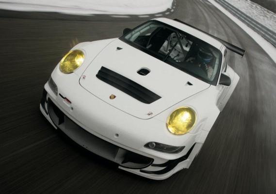 Porsche überarbeitet 911 GT3 RSR