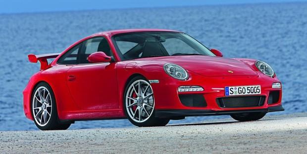 Porsche präsentiert in Genf den 911 GT3