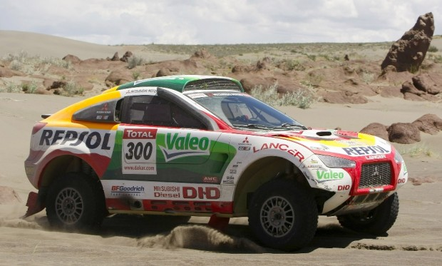 Rallye Dakar: 5. Etappe neutralisiert