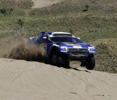 Rallye Dakar: Al-Attiyah disqualifiziert – Volkswagen führt